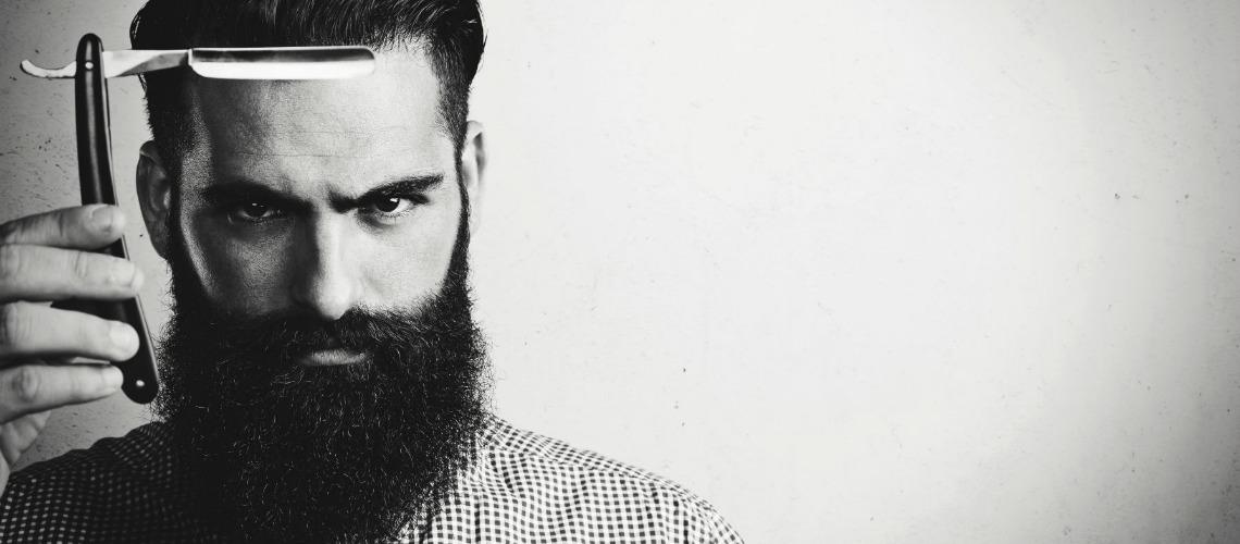 Пересадка волос на бороде